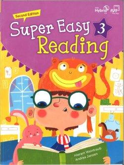画像1: Super Easy Reading 2nd edition Level 3 Student Book w/Hybrid CD