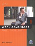 Work Advantage 1 Student Book w/MP3 CD