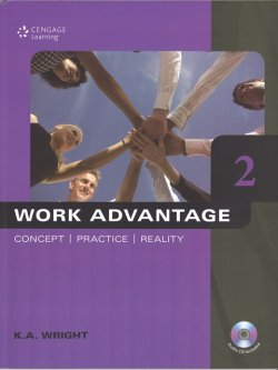 画像1: Work Advantage 2 Student Book w/MP3 CD