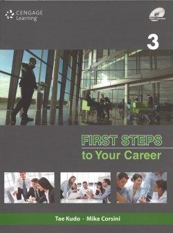 画像1: First Steps to Your Career 3 Student Book w/MP3 Audio CD