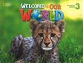Welcome to Our World 3 Student Book with Student DVD