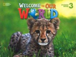 画像1: Welcome to Our World 3 Student Book ,Text Only