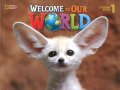 Welcome to Our World 1 Student Book with Student DVD