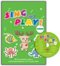 Sing and Play! Green Craft Book with CD