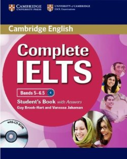 画像1: Complete IELTS Intermediate Bands5-6.5  Student Book w/Answers /CD-ROM