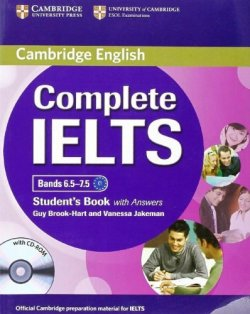 画像1: Complete IELTS Bands 6.5-7.5 Student Book w/Answers /CD-ROM
