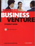 Business Venture 3rd Edition Beginner Student Book with Multi ROM