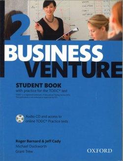 画像1: Business Venture 3rd edition level 2 Student Book with CD