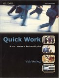 Quick Work Intermediate  Student Book