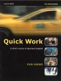 Quick Work Pre-Intermediate  Student Book