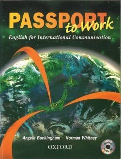 画像1: Passport to Work Student Book with Full Audio CD