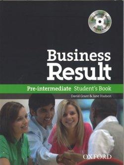 画像1: Business Result PreIntermediate Student Book Pack and DVD ROM