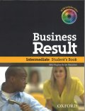 Business Result Intermediate Student Book Pack and DVD-ROM
