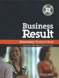 Business Result Elementary Student Book Pack and DVD-ROM