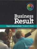 Business Result UpperIntermediate Student Book Pack and DVD-ROM