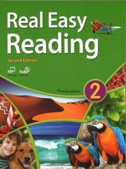 画像1: Real Easy Reading 2nd edition Level 2 Student Book