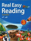 Real Easy Reading 2nd edition Level 3 Student Book w/Audio CD