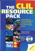 The CLIL Resource Pack includes interactive Whiteboard Software
