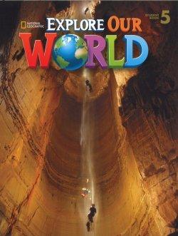 画像1: Explorer Our World Level 5 Student Book