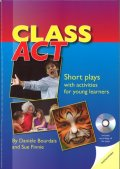Class Act photocopiable text with audio CD