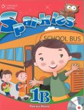 Sparkles 1B Student Book with Workbook and MP3 Audio