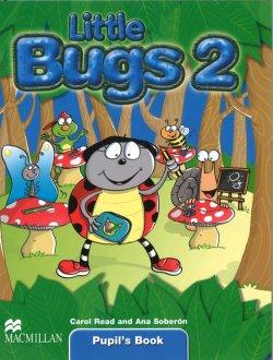 画像1: Little Bugs 2 Pupil's Book