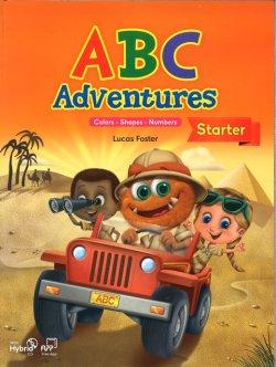 画像1: ABC Adventures Starter Student Book
