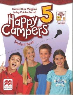 画像1: Happy Campers Level 5 Student Flipbook