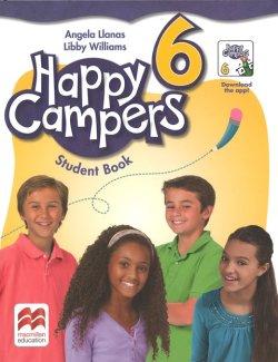 画像1: Happy Campers Level 6 Student Flipbook