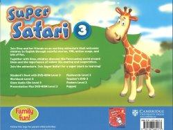 画像2: Super Safari American English 3 Student's Book with DVD ROM