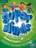 Super Minds American English Level 2 Student book with DVD-ROM