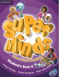 Super Minds American English Level 6 Student book with DVD-ROM