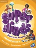 Super Minds American English Level 5 Student book with DVD-ROM
