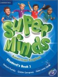 Super Minds American English Level 1 Student book with DVD-ROM