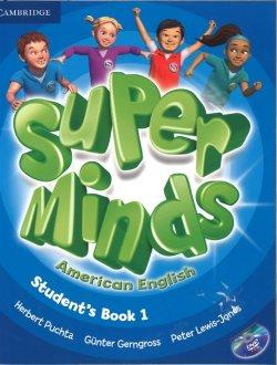 画像1: Super Minds American English Level 1 Student book with DVD-ROM