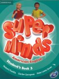 Super Minds American English Level 3 Student book with DVD-ROM