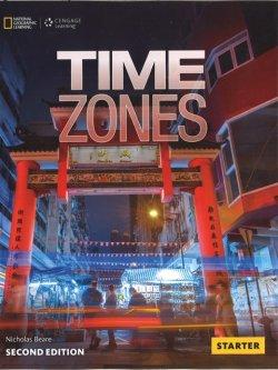画像1: Time Zones 2nd Edition Level Starter Student Book+Workbook(3units)Text Only
