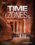 Time Zones 2nd Edition Level 3 Student Book with Online Workbook