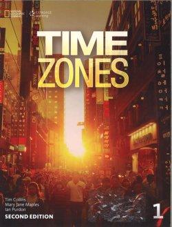 画像1: Time Zones 2nd Edition Level 1 Student Book Text Only