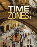 Time Zones 2nd Edition Level 4 Student Book with Online Workbook