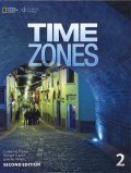 Time Zones 2nd Edition Level 2 Student Book with Online Workbook