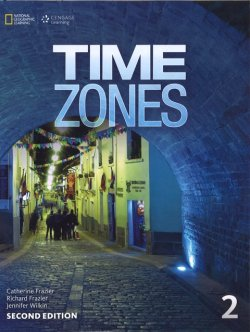 画像1: Time Zones 2nd Edition Level 2 Student Book Text Only