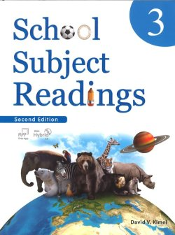 画像1: School Subject Reading 2nd Edition level 3 Student Book with Workbook