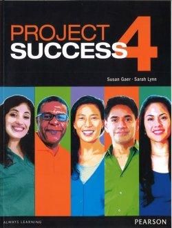 画像1: Project Success 4 Student Book with MyLab Access and eText