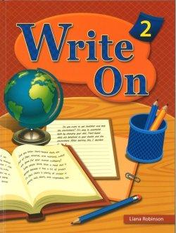 画像1: Write On 2 Student Book