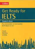 Get Ready for IELTS Student's Book with MP3 CD