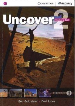 画像1: Uncover level 2 Student Book