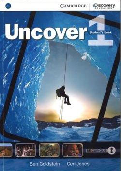 画像1: Uncover level 1 Student Book