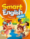 Smart English Level Starter Student Bookwith CD