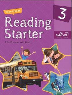 画像1: Reading Starter 3rd Edition level 3 Student Book with Workbook